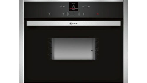 Neff Compacte stoomoven, puresteam