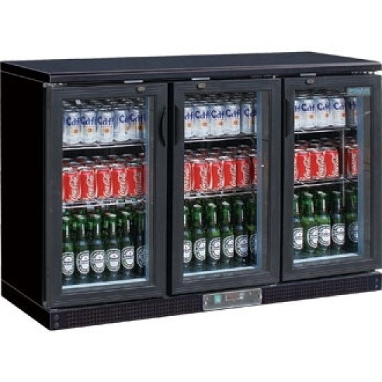 Polar bardisplay koeling triple