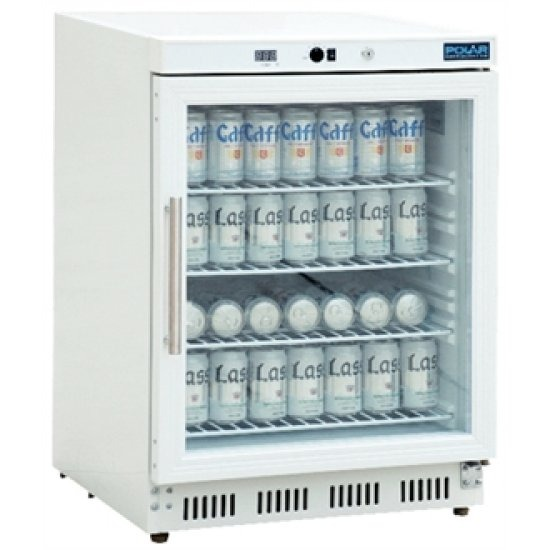 Polar display koeling 150 liter