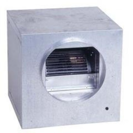 Ventilator in box, type 12/12