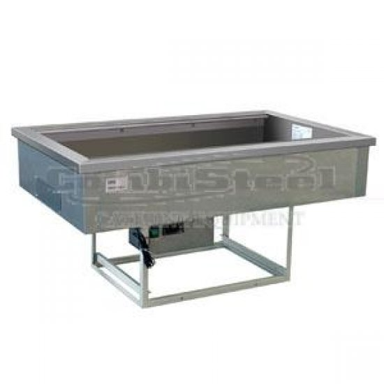 Cs gn drop-in bain marie 4/1gn