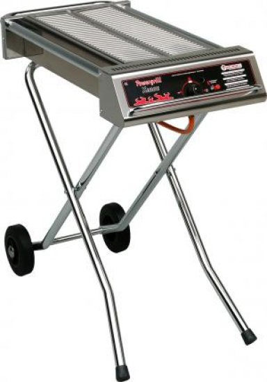 Professionel barbecue grill model xenon