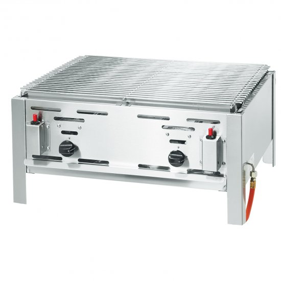 Professionel barbecue, model maxi