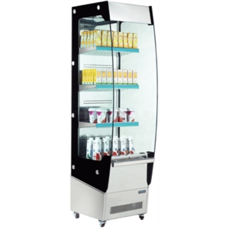 Polar multideck display koelkast - 220 liter - CD239