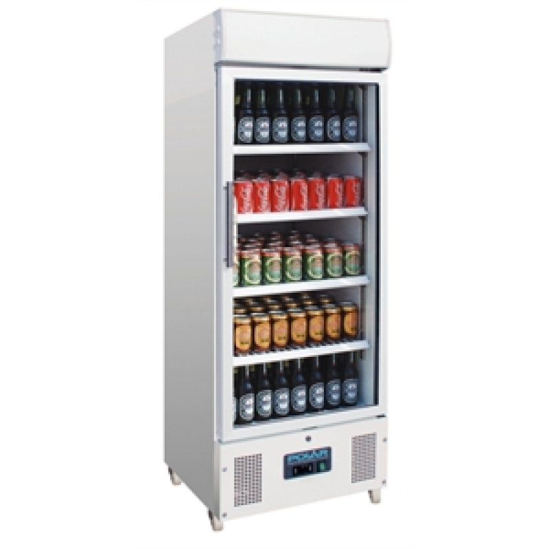 Display koeling, 218 liter