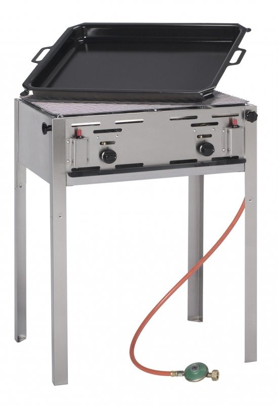 Hendi Grill Master Maxi Slagers Gas Barbecue - 154717