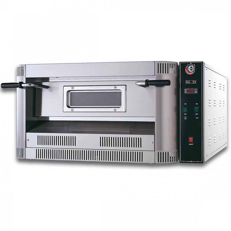 Pizza oven, cuppone stargas 6 (33cm)