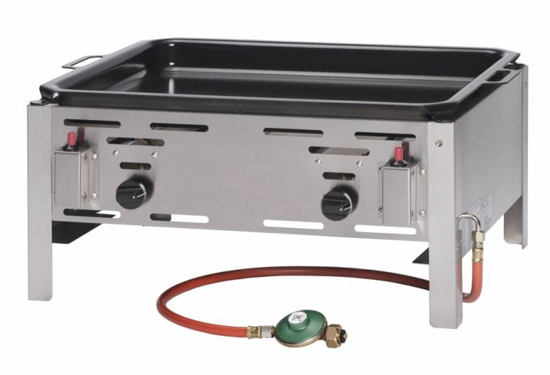 Hendi Gas Barbecue Bake Master Maxi - 154618