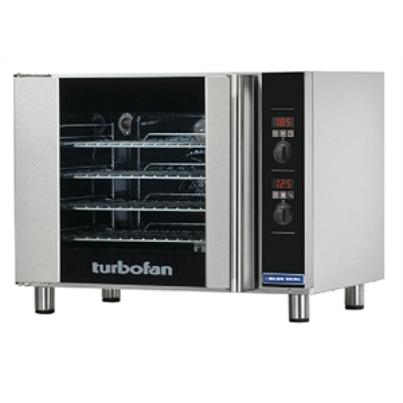 Blue seal turbofan 3.1 kw turbo convectie oven