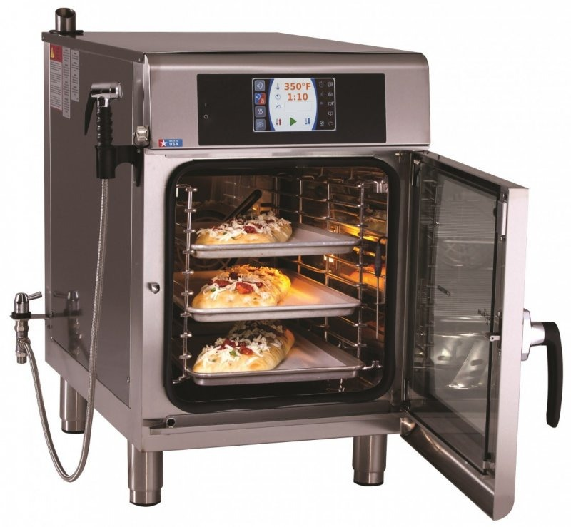 Alto-shaam lage temperatuur smoker oven - 767-sk/iii - 9 x 1/1 gn of 5 x 2/1 gn