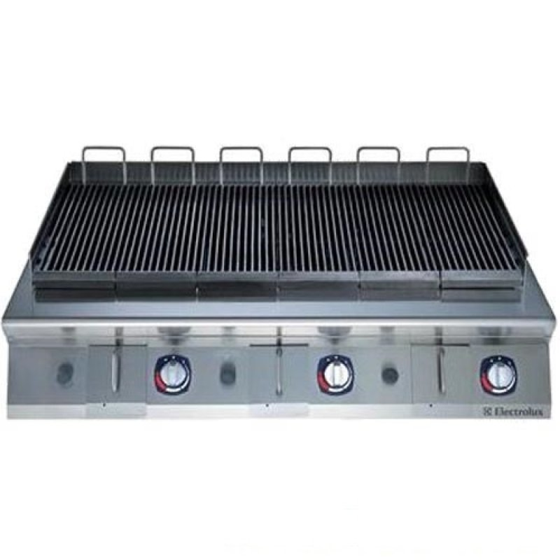 Electrolux hp gas grill - 3 zones - topunit