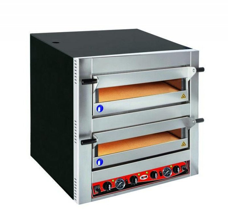 Pizzaoven firino ps 66 de, 2 kamers