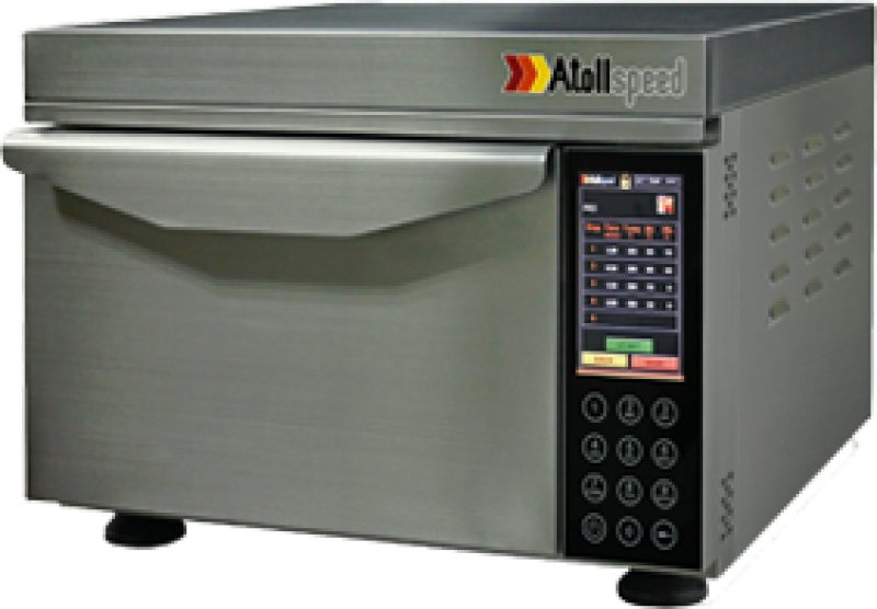 High speed ovens van atollspeed type 300t touchscreen
