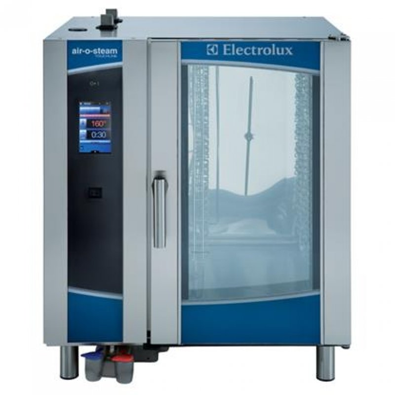 Electrolux air-o-steam touchline combi-steamer, aos101gtg1
