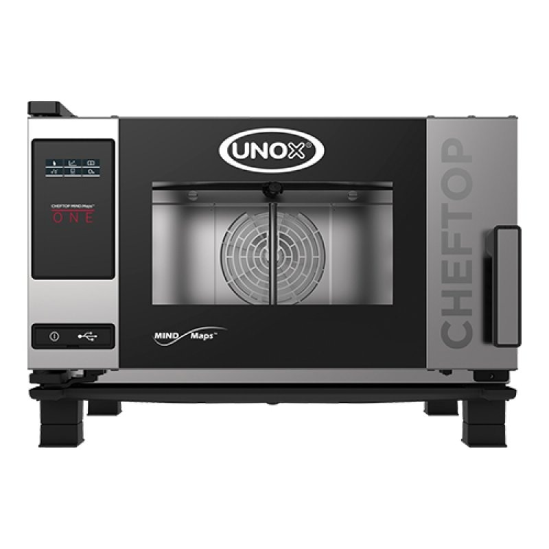 Unox xevc-0311-e1r cheftop mind.maps one combi oven