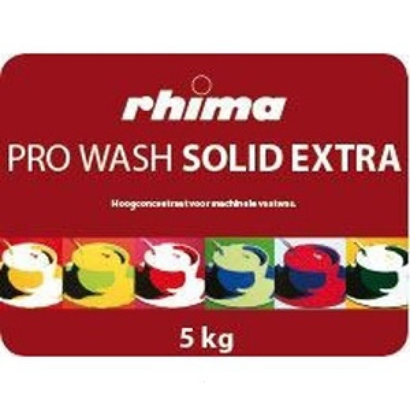 Pro wash solid extra 2x5 kg