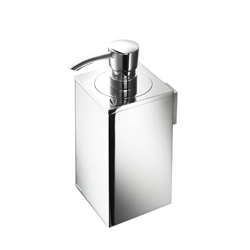 Geesa Modern art collection Zeepdispenser 200 ml, wandmodel