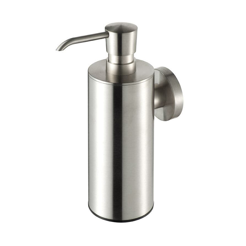 Geesa Nemox stainless steel collection Zeepdispenser 200 ml