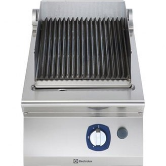 electrolux lavasteen grill - 1 zone - topmodel - e7grgdlc00