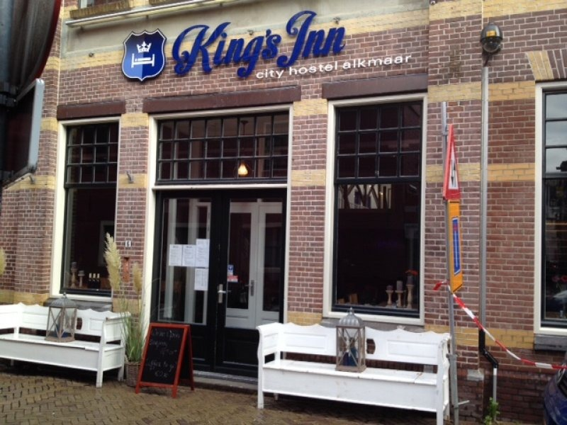 King's Inn, City Hostel Alkmaar