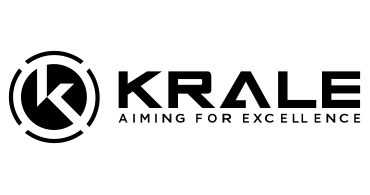 Logo Krale Aiming for excellence