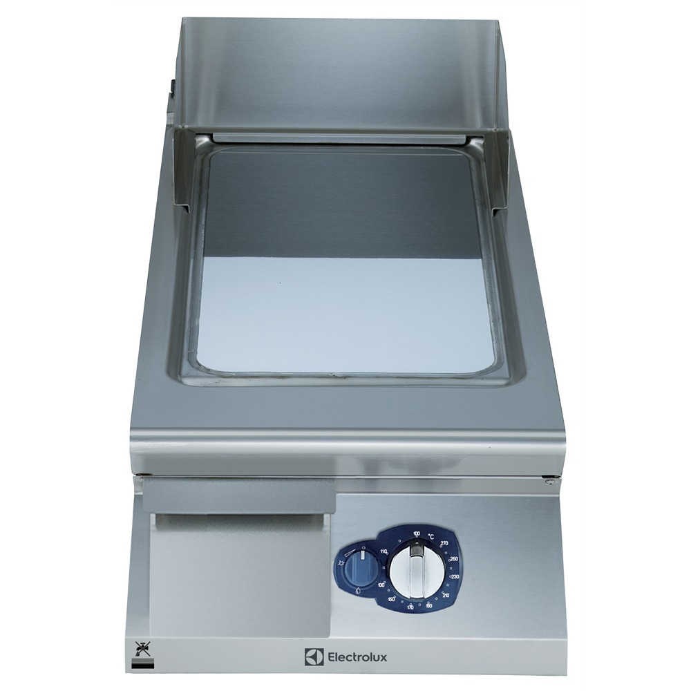 Electrolux chroom bakplaat gas top model