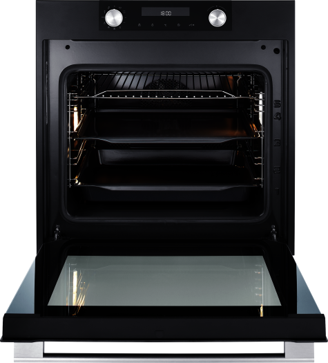 Atag Multifunctionele oven met LED display (60 cm)