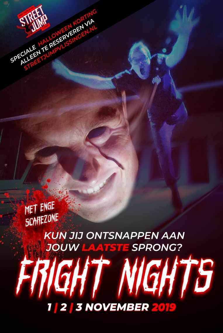 HALLOWEEN FRIGHT NIGHT