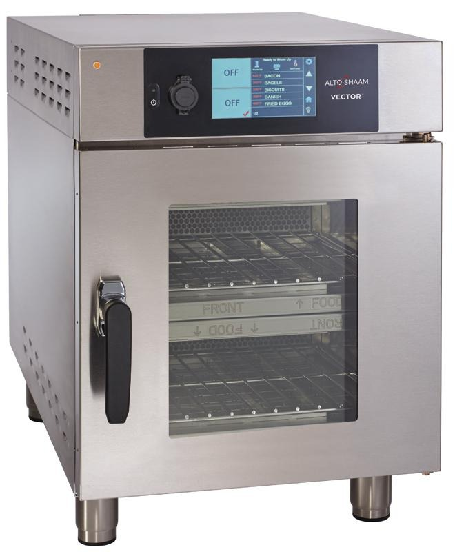 Alto-Shaam VECTOR Multi Cook Oven simple control- VMC H2 - Ook lease