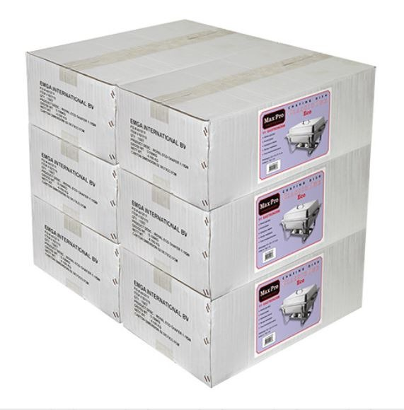 Chafing dish GN1/1 Economy SixPack - 921116
