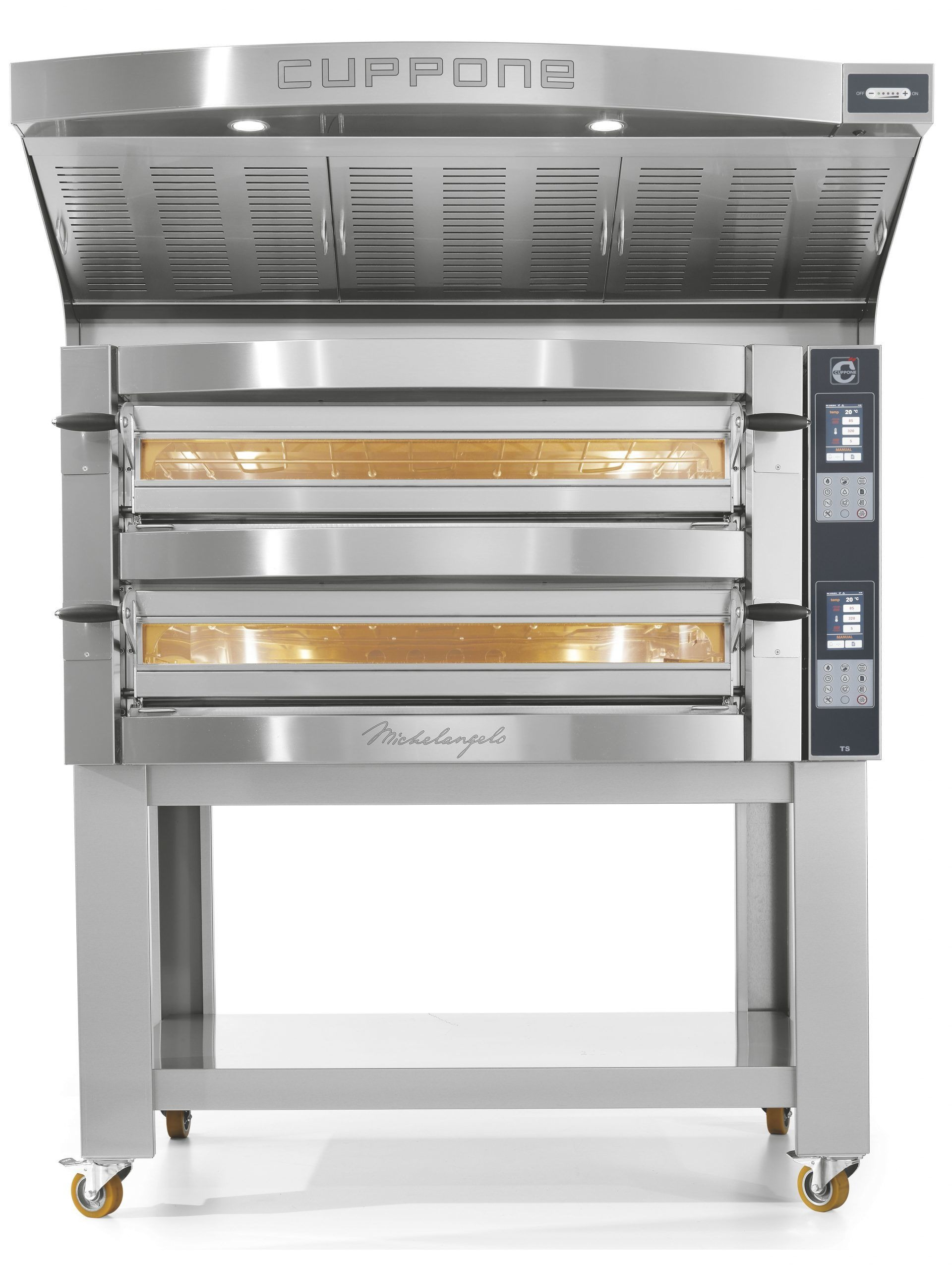 Cuppone pizzaoven Michelangelo ML935/2CD
