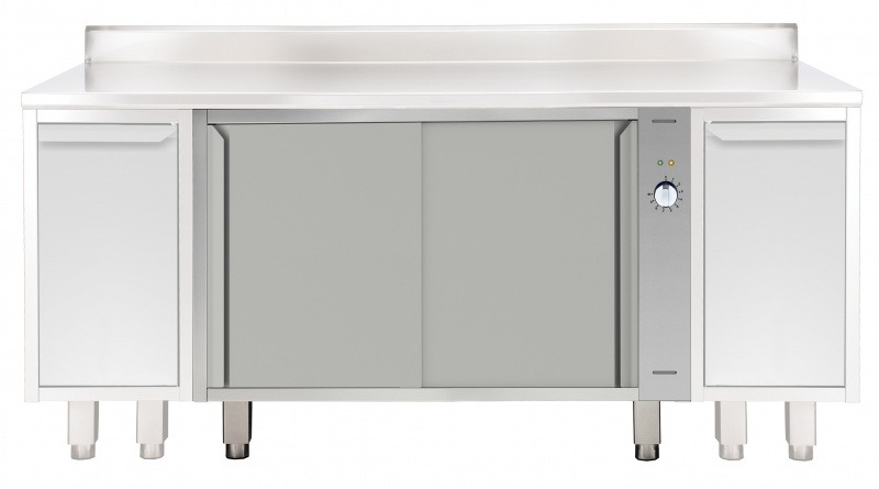 warmhoudkast afm 900x700x900   art nr: 121831 Electrolux
