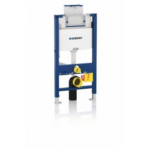 Geberit Duofix omega wc-element h98 front/planchetbediening