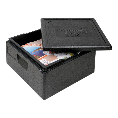 Thermo pizzabox 26(h)x35x35