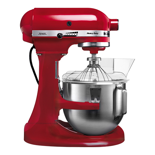 Kitchenaid heavyduty k5 rood