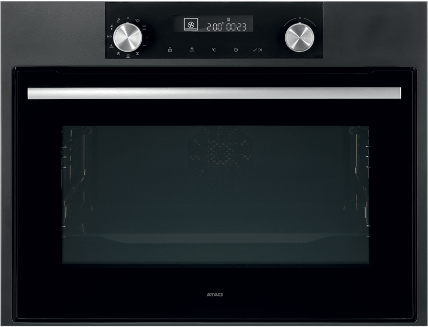 Atag Multifunctionele oven met LED display (45 cm)