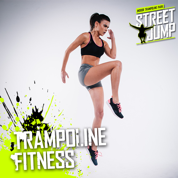 Arrangement - Trampoline fitness