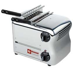 Diamond Elektrische toaster (croque-monsieur), 2 tangen