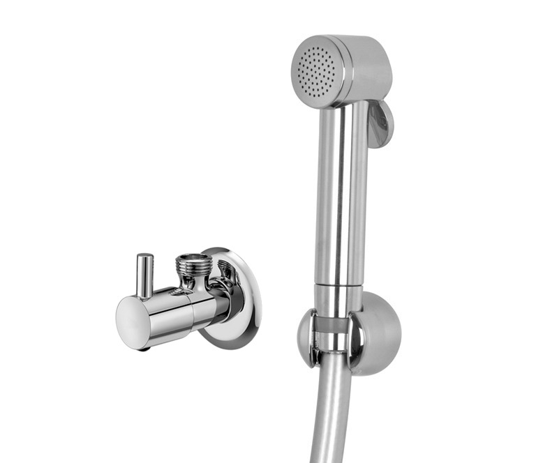 Fima serie Collettivita toiletdouche chroom